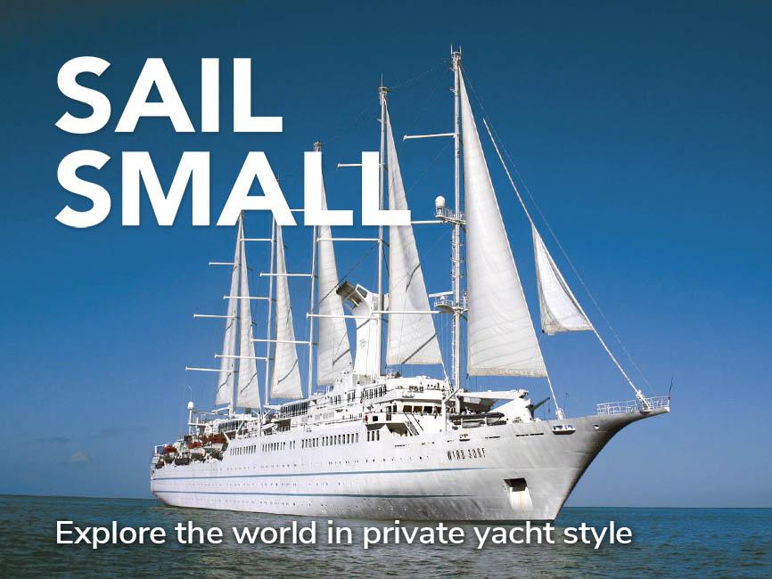Sail Small