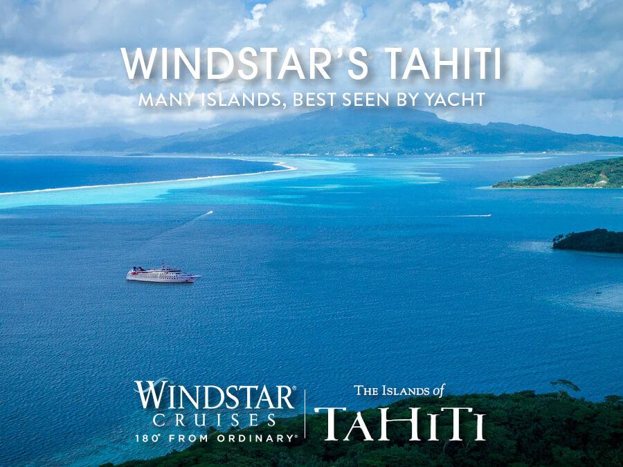 Windstar's Tahiti